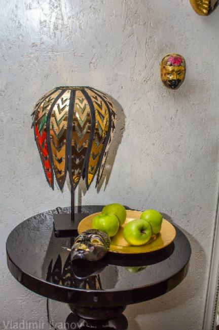 Светильник от дизайнера Леонида Титова